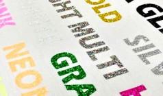 Siser Moda Glitter 2 Heat Transfer Vinyl