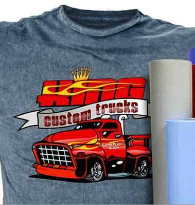 Siser Digital Printing Vinyl for Heat Transfer