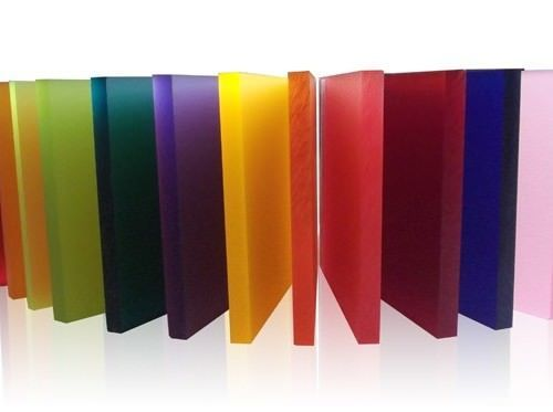 Colored Cast Acrylic Sheets by TAIC - SignGround