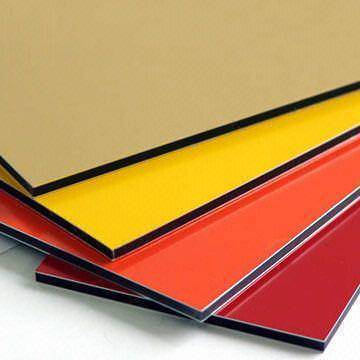 Acp Sheets Aluminum Composite Panel Signground