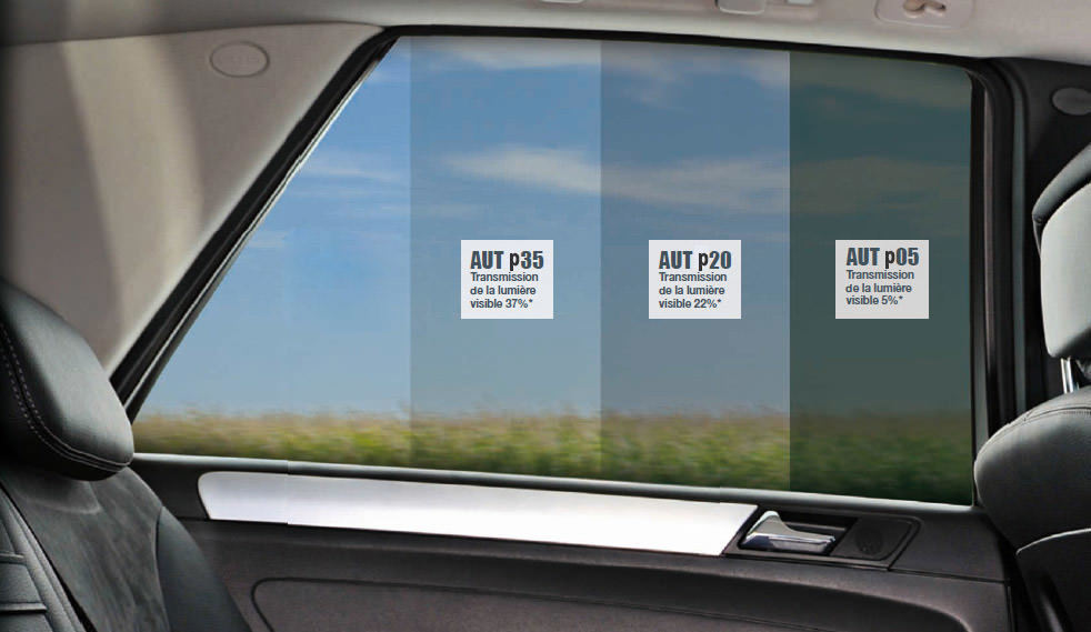 Reflectiv AUT P35 Automotive Film - 46 micron