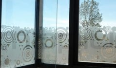 LG Hausys LC5510 Etched Glass Film