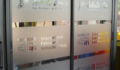 LG Hausys LC Etched Glass Films