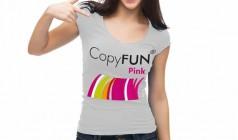 CopyFUN Pink Heat Transfer Paper