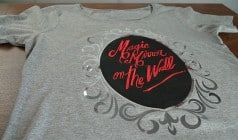 Blackboard Heat Transfer Vinyl