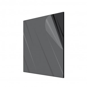 Akrylon Opaque Acrylic Sheets (PMMA) - Black and White
