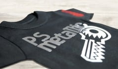 Siser PS Metallic Heat Transfer Vinyl